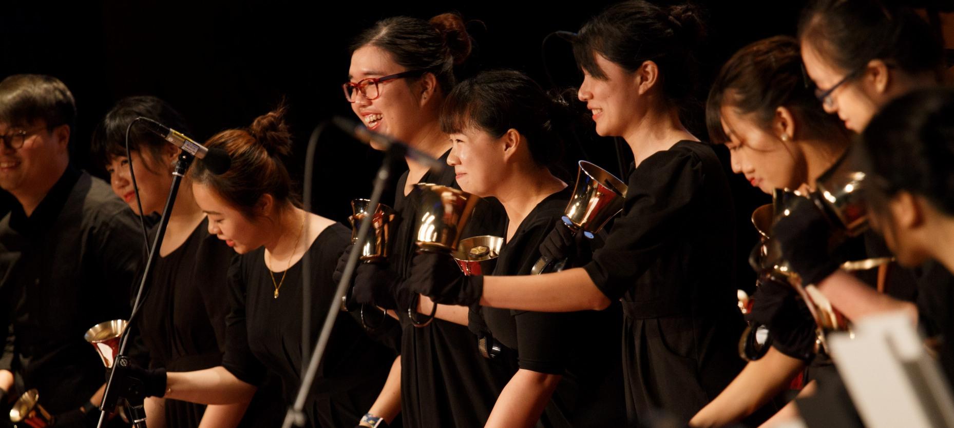 Handbell Ensemble 1