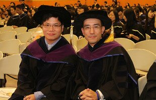 HKIEd conferred the degree of Doctor of Education on the first batch of graduates