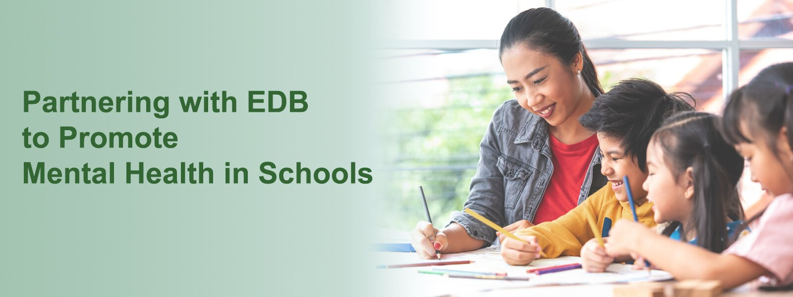 Partnering with EDB to Promote Mental Health in Schools
