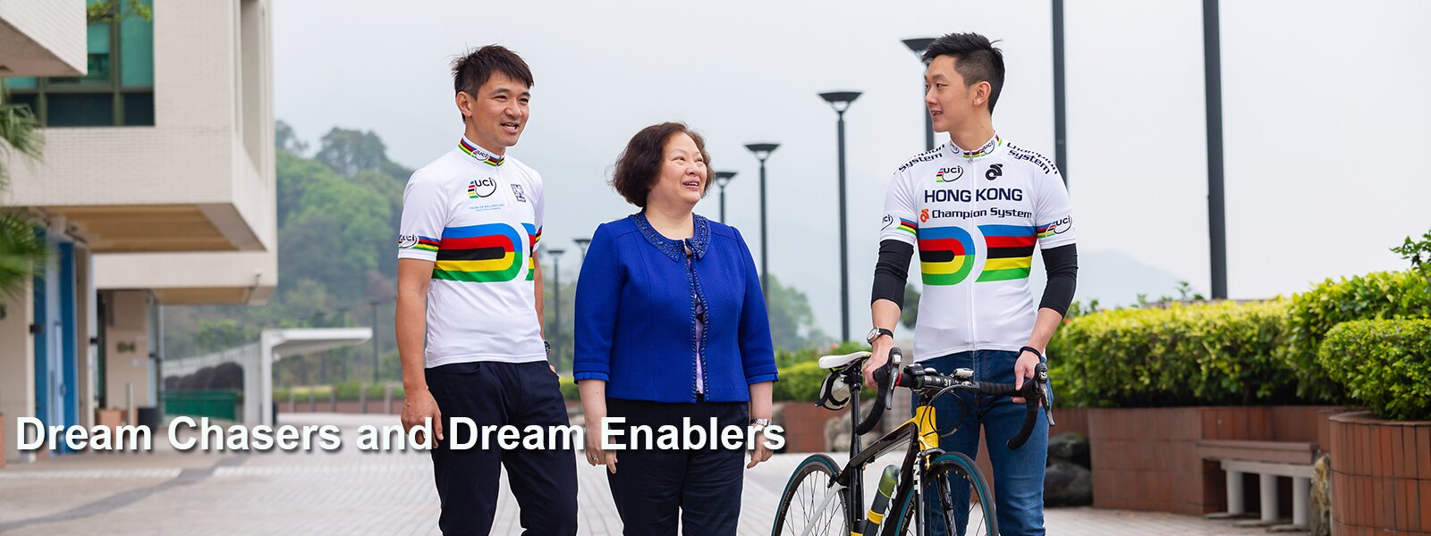 Dream Chasers and Dream Enablers