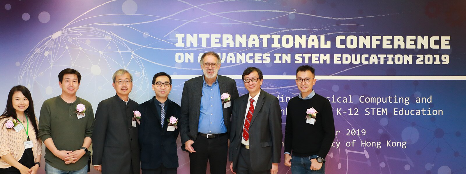 International Conference on Advances in STEM Education 2019@EdUHK