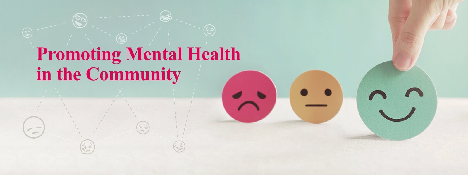 Promoting Mental Health in the Community