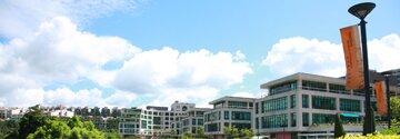 香港教育學院為具大學規模及研究水平的學府