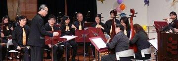 HKIEd Music Students Celebrate World Peace