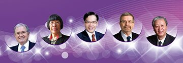 HKIEd to Confer Honorary Doctorates on Five Distinguished Individuals
