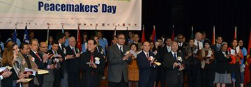 Peacemakers' Day Promotes Cultural Diversity