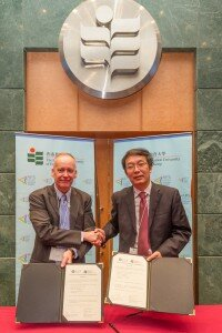 EdUHK Signs MoU with Naresuan University of Thailand