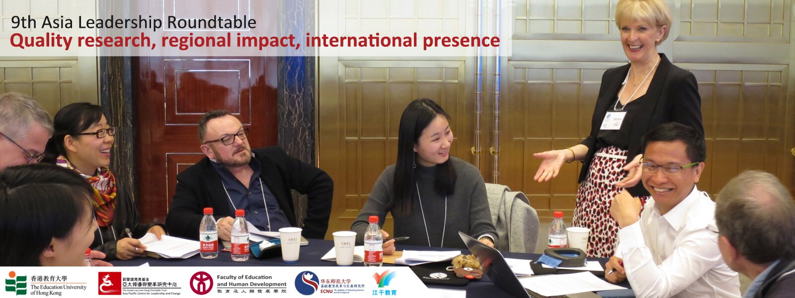 9th Asia Leadership Roundtable: Quality Research, Regional Impact, International Presence