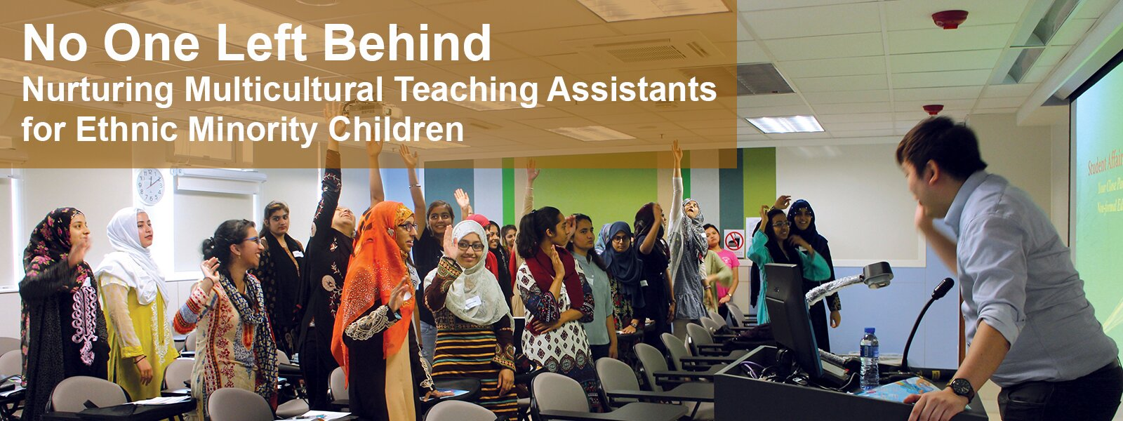 No One Left Behind: Nurturing Multicultural Teaching Assistants for Ethnic Minority Children