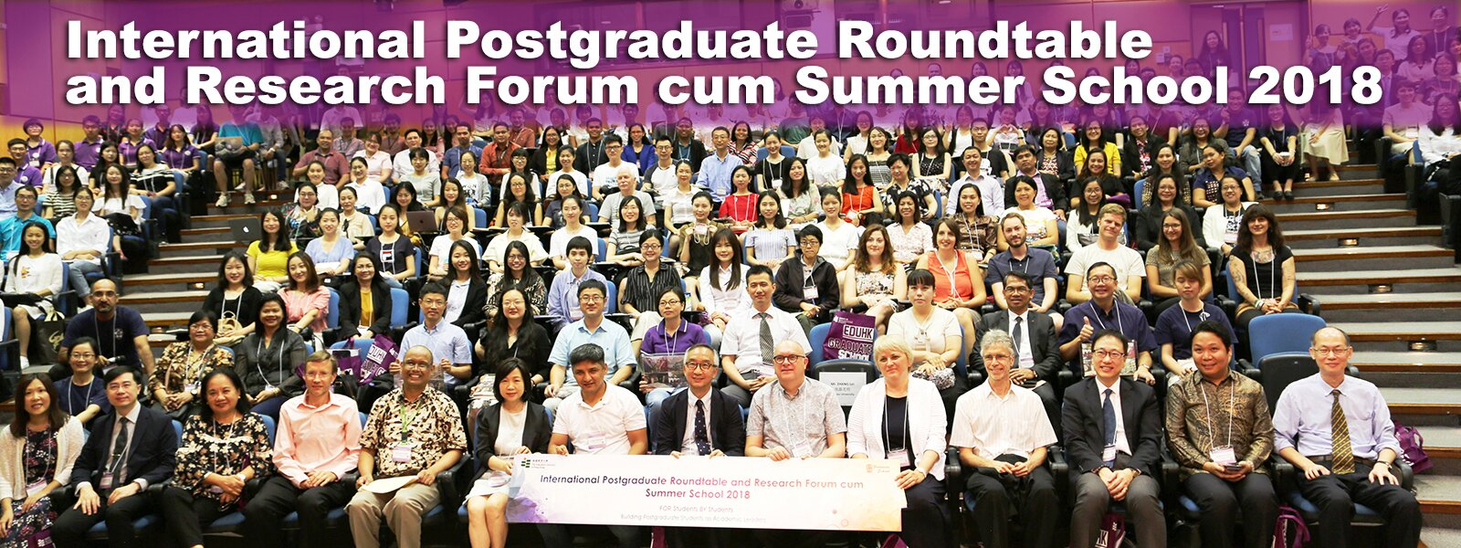 International Postgraduate Roundtable and Research Forum cum Summer School 2018