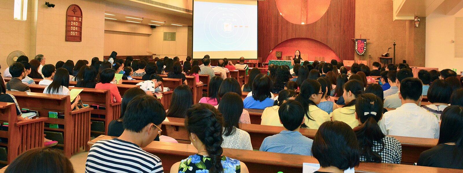 教大與學界攜手舉辦「生命教育計劃」總結分享會 分享生命教育成果