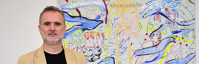 Dr Zoran Poposki 入圍國際藝術獎