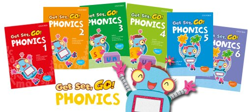 Get Set, Go! Phonics