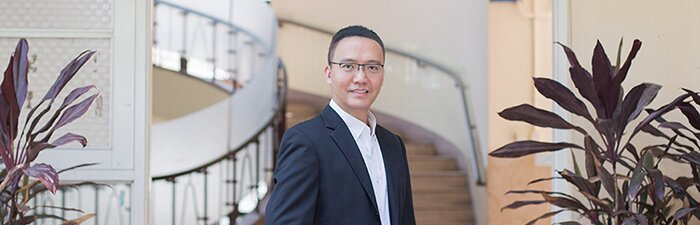 Alumnus Dr Joe Pong Publishes in International Journal