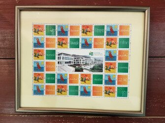 Commemorative Stamp Set