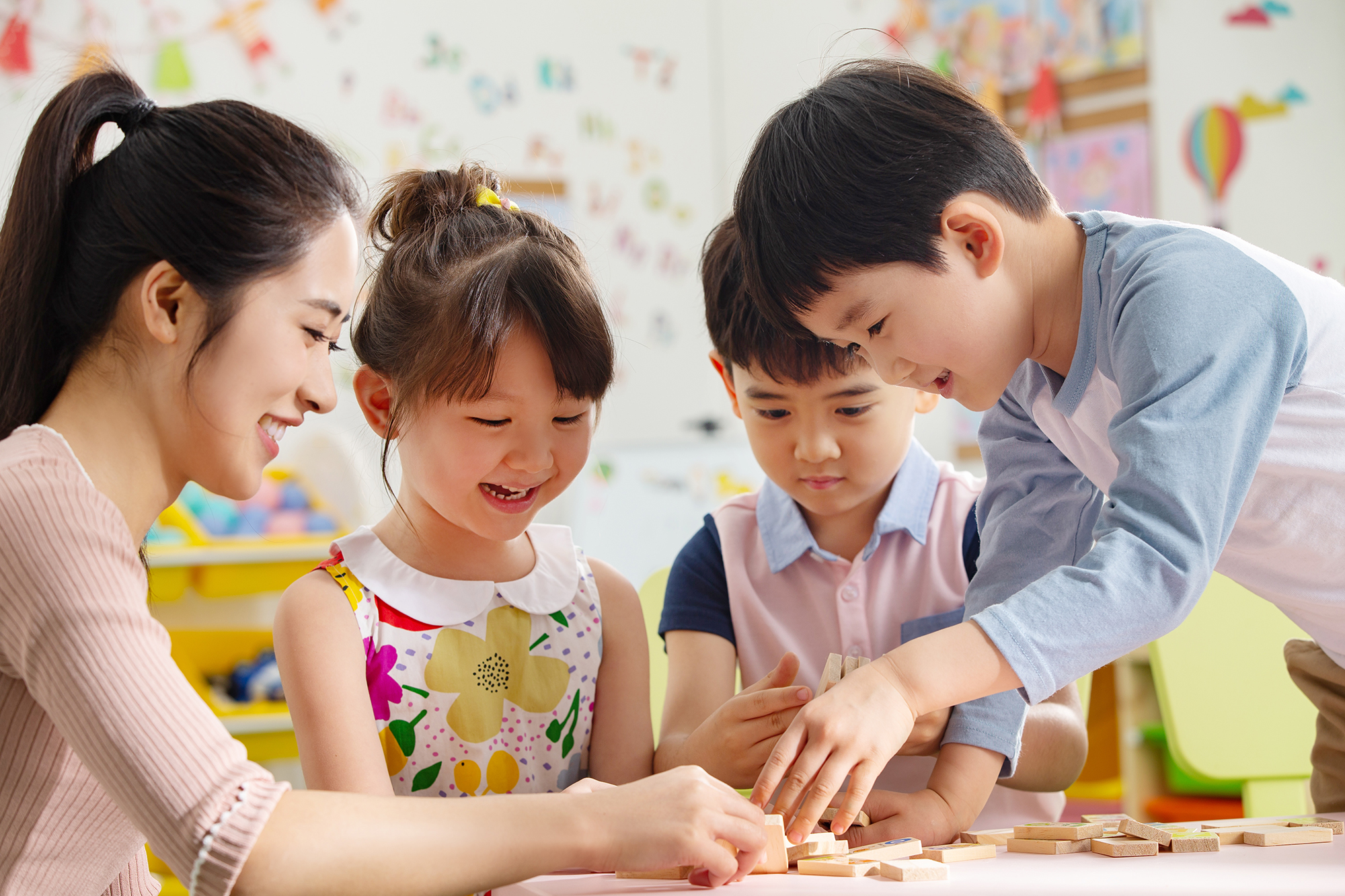 Early Childhood Educators' Well-Being in the Chinese Context