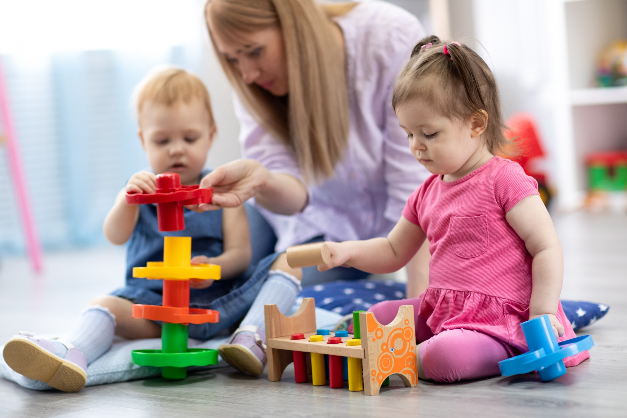 Pedagogies in Infant and Toddler Classrooms