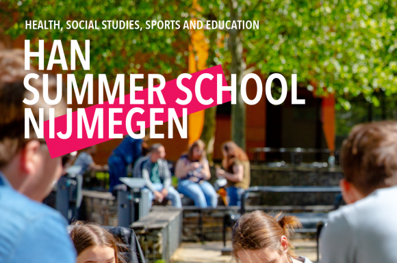 Application of HAN Summer School Nijmegen 2020