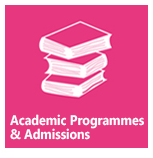 Academic Programmes & Admissions