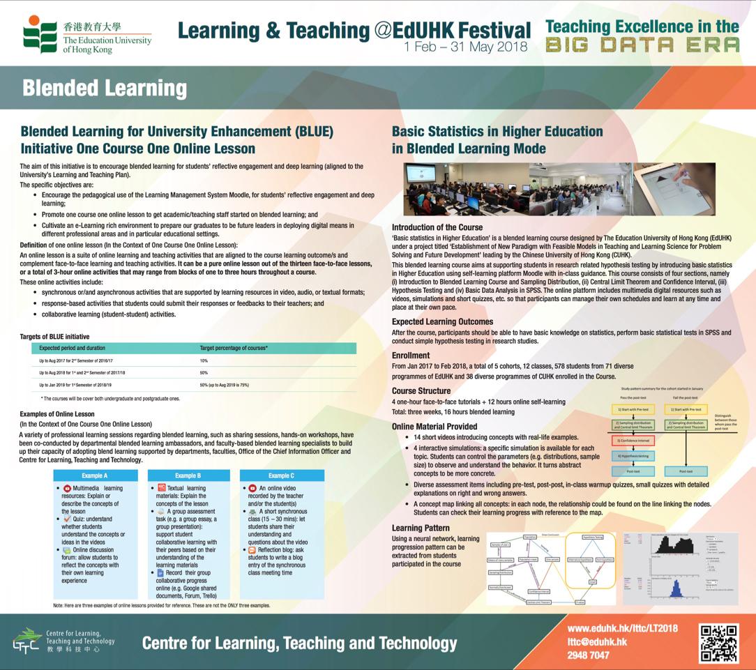 Learning & Teaching @ EdUHK Festival 2018