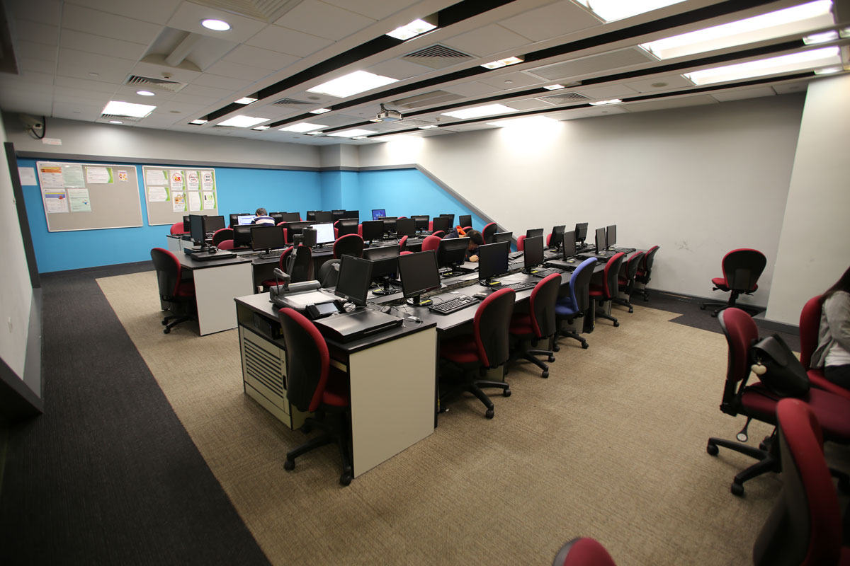 Open Access Computer Room