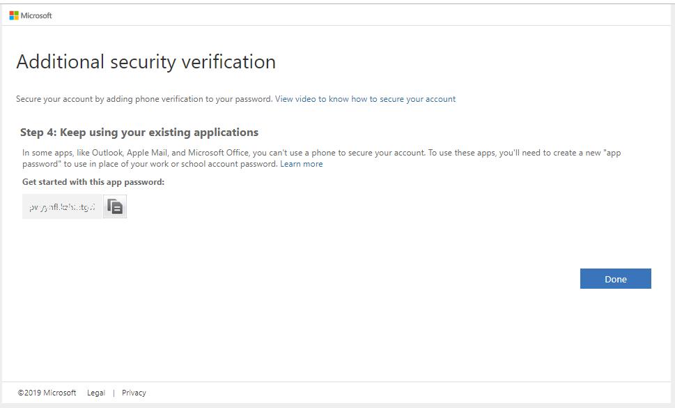 FAQ: Setting up Microsoft Authenticator app for MFA | OCIO