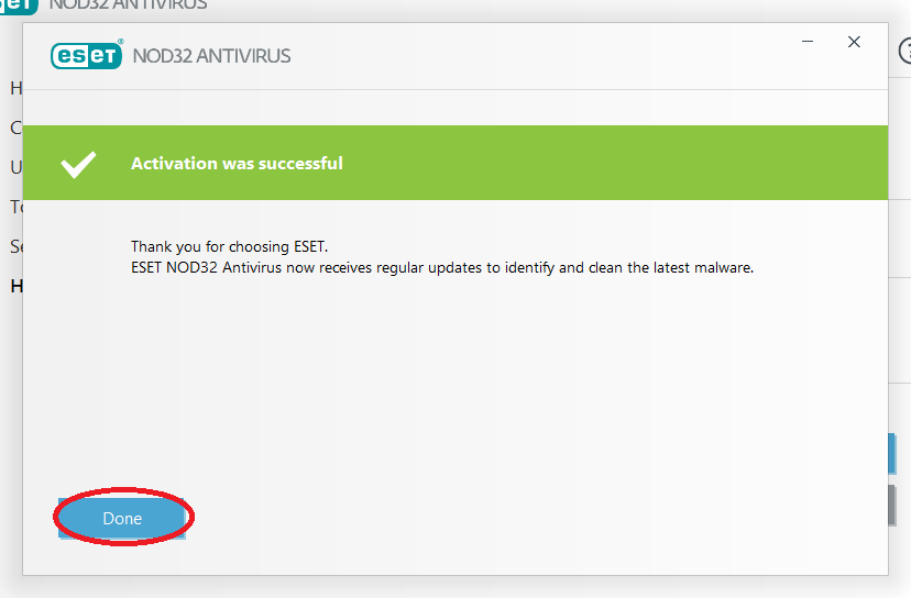 FAQ: How to renew the license key for ESET Endpoint AntiVirus? | OCIO