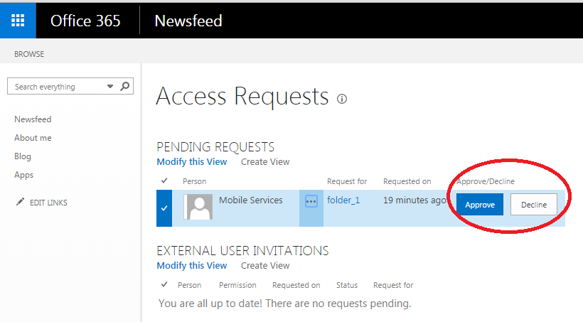 FAQ: How to prevent further share on the shared files or folders to