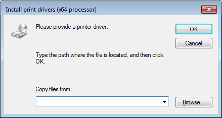 where are printer drivers stored in win 7