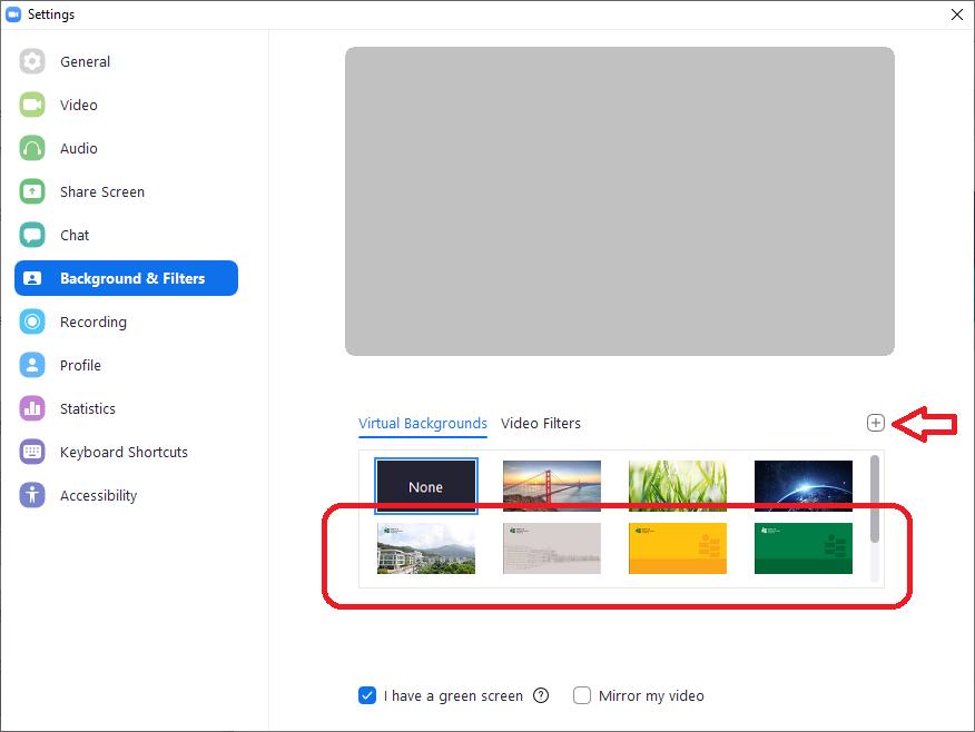 Cara Ubah Background di Aplikasi Zoom Cloud Meeting, Bonus Trik Usil