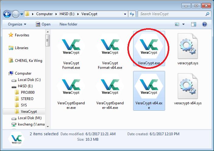 Data Protection with VeraCrypt   OCIO